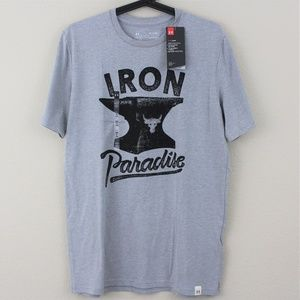 Under Armour x Project Rock Iron T-Shirt F430